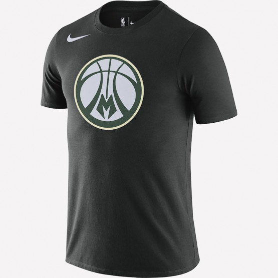 Nike Dri-FIT NBA Milwaukee Bucks Ανδρικό T-Shirt