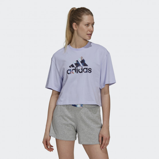 adidas Performance You For You Cropped Women's T-shirt