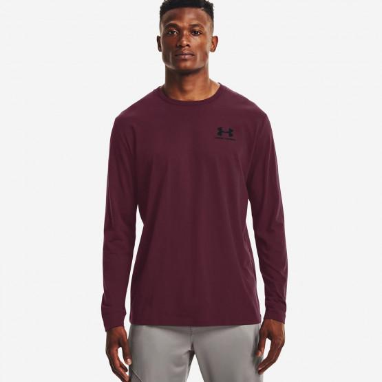 Under Armour Sportstyle Men's Long-Sleeve Τ-Shirt