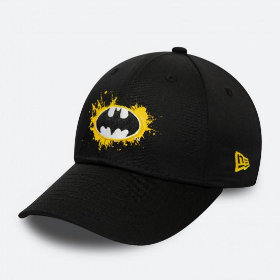 NEW ERA Chyt Paint Base 9Forty Batman Kids Cap