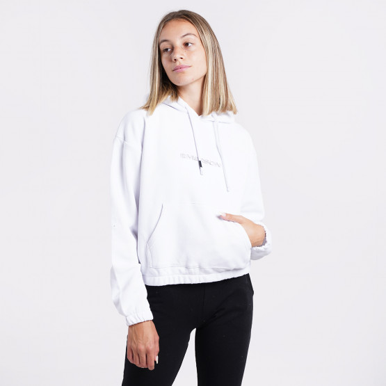 Emerson Logo Short Women's Sweatshirt