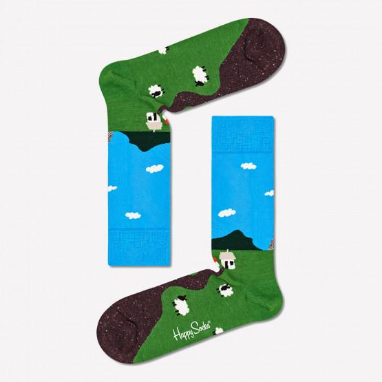 Happy Socks Little House On The Moorland Sock
