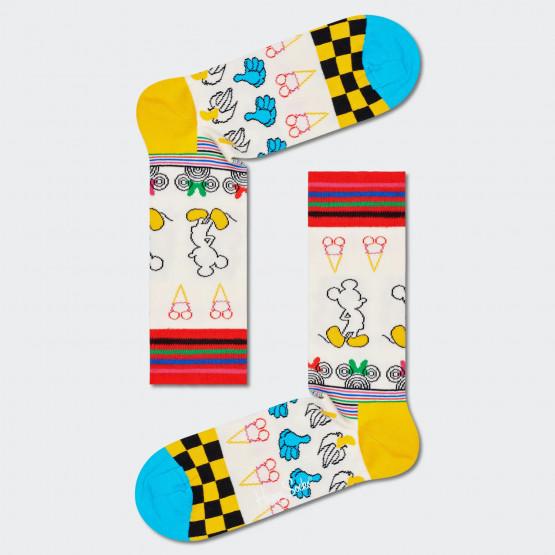 Happy Socks Sunny Sketch Κάλτσες