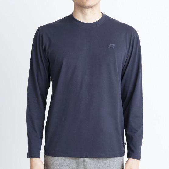 Russell L/S  Crewneck Tee Shirt
