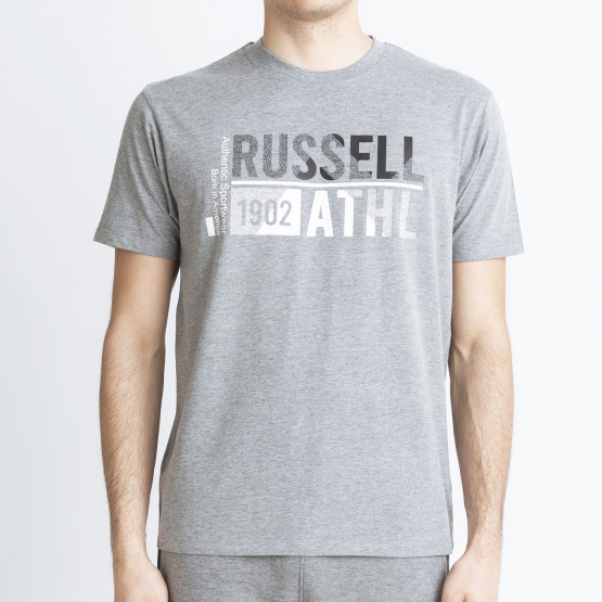 Russell 1902 Athl-S/S Crewneck Tee Shirt