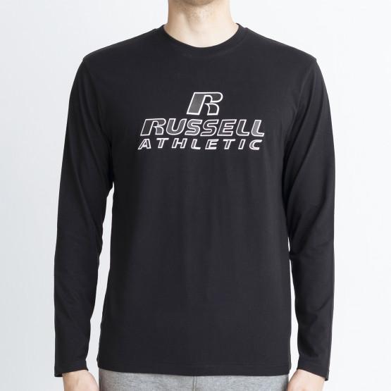 Russell R-L/S  Crewneck Tee Shirt