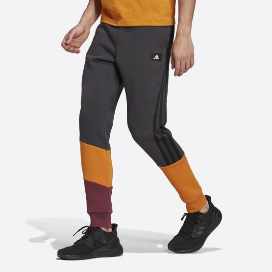 adidas Performance Sportswear Colorblock Ανδρικό Παντελόνι Φόρμας