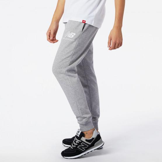 New Balance Essential Stack Logo Slim Men's Track Pants