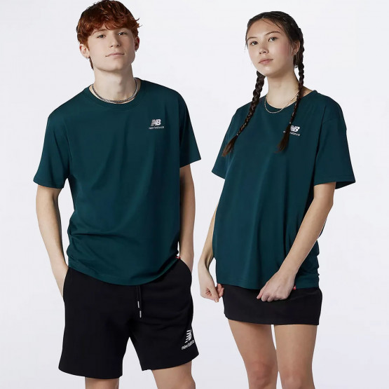 New Balance Essentials Embroidered Unisex T-shirt