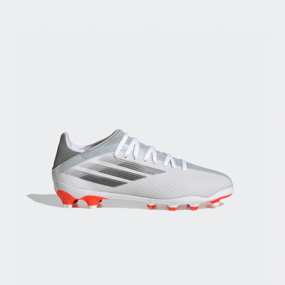 adidas Performance X Speedflow.3 Soft Ground Παιδικά Παπούτσια για Ποδόσφαιρο