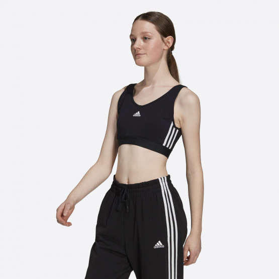 adidas Performance Essentials 3-stripes Γυναικείο Μπουστάκι