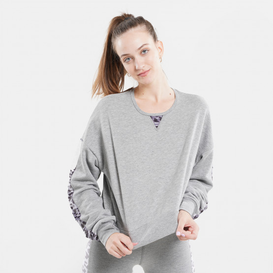 BodyTalk Velour Women's Sweatshirt