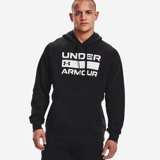 Men's UA Rival Fleece Signature Box Men's Hoodie