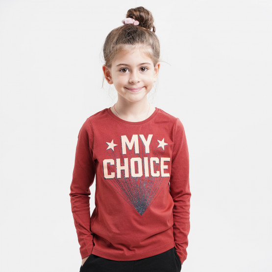 Name it Nkfveen Kid's Blouse With Long Sleeves