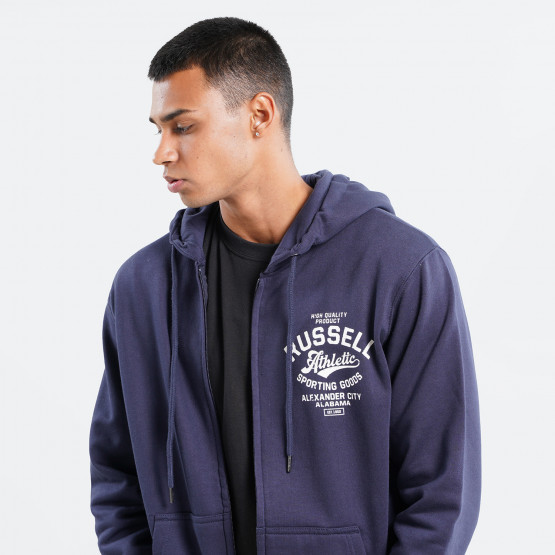 Russell Sporting Goods-Zip Ανδρική Ζακέτα