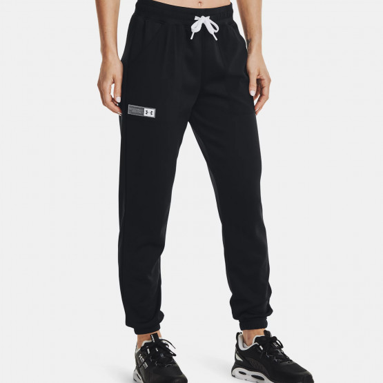 Under Armour Mixed Media Women's Track Pants