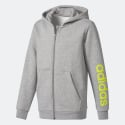 adidas Performance YB ESSENTIALS LINEAR HOODIE