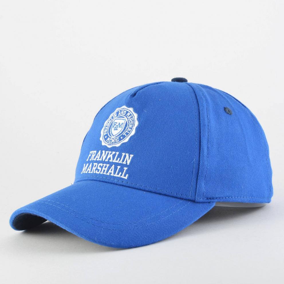 Franklin & Marshall Logo Cap