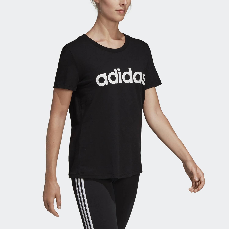 adidas Performance Essentials Linear Γυναικείο T-Shirt (9000023304_1480)