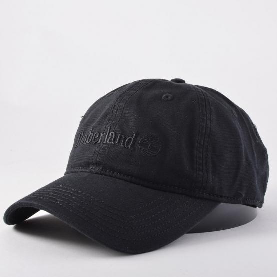 Timberland Cotton Canvas Hat