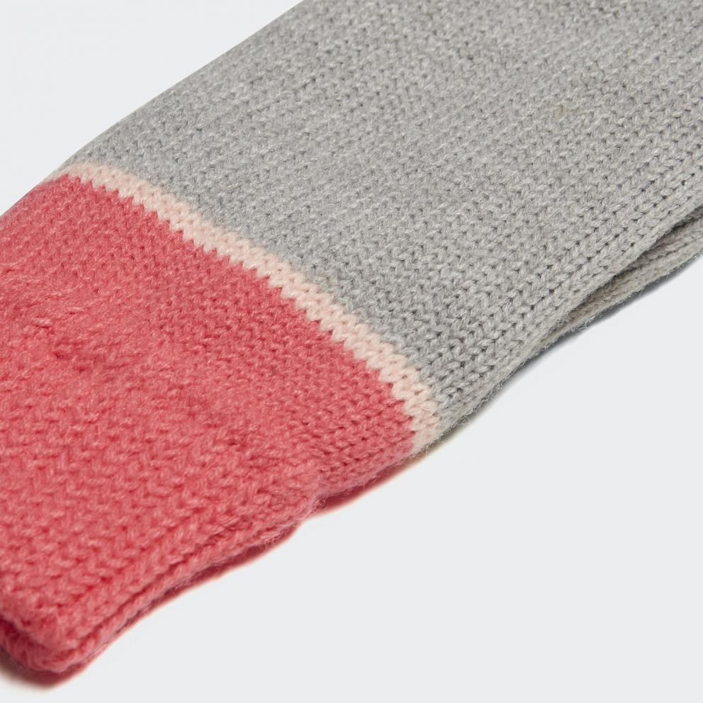 Adidas Stripy Mittens