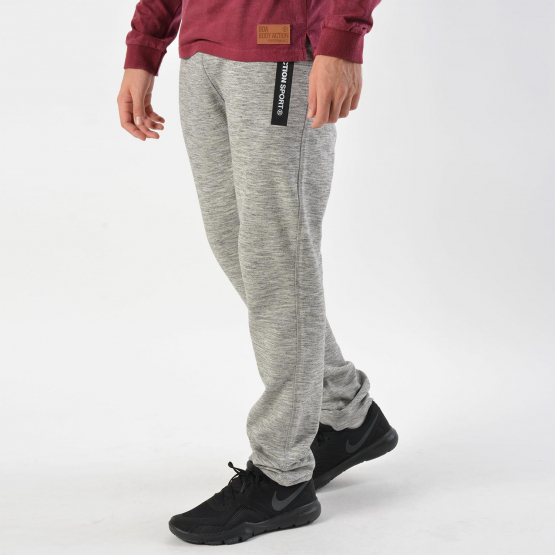 Body Action Men's Gym Tech Pants