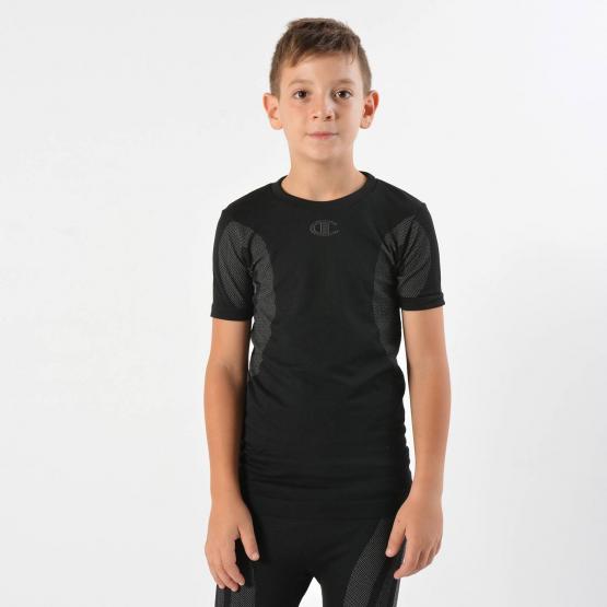 Champion Isothermal Crewneck Kids T-Shirt
