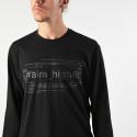 Target Long SLeeve T-Shirt ''aim Higher''