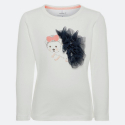 Name it Mini Printed Long-Sleeved T-shirt