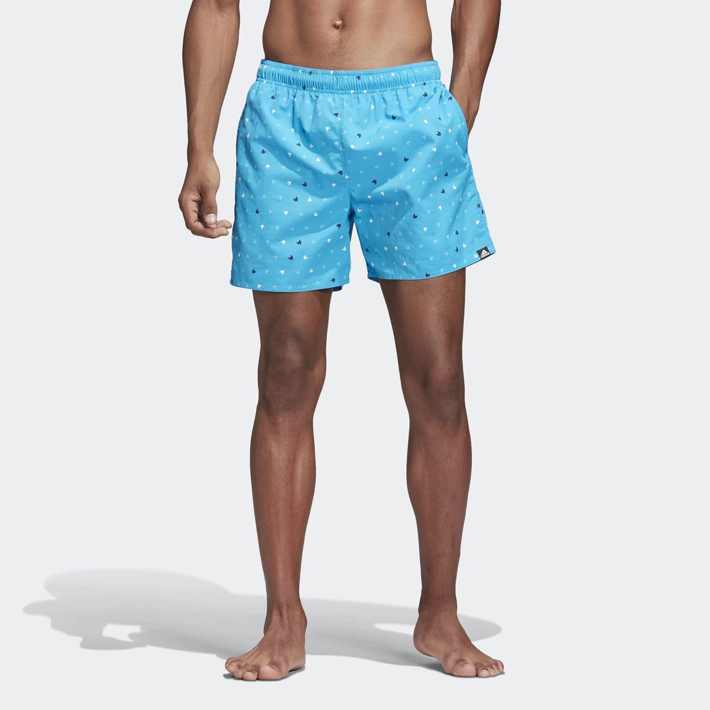 adidas Allover Print Men's Swim Shorts - Ανδρικό Μαγιό (9000023389_37170)