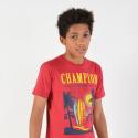 Champion Crewneck Kids T-Shirt