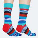 Happy Socks Multi Stripe Sock