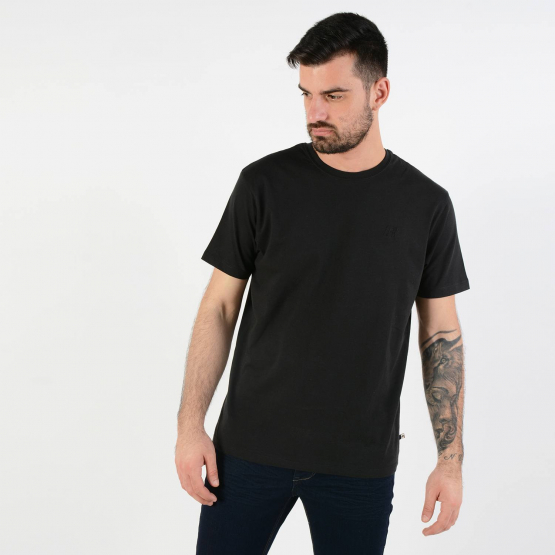 Russell Athletic Men's Embroidery Crewneck T-shirt