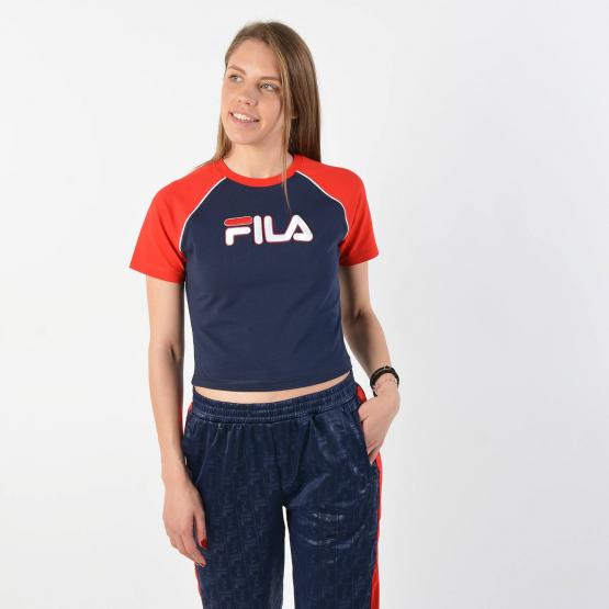 Fila Heritage Salma T-shirt - Γυναικεία Μπλούζα