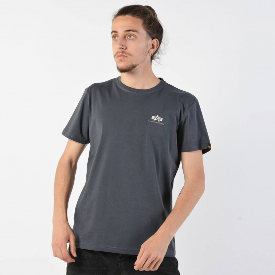 Alpha Industries Basic Small Logo Ανδρικό T-Shirt