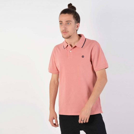 Timberland Millers River GD Pique Polo Slim