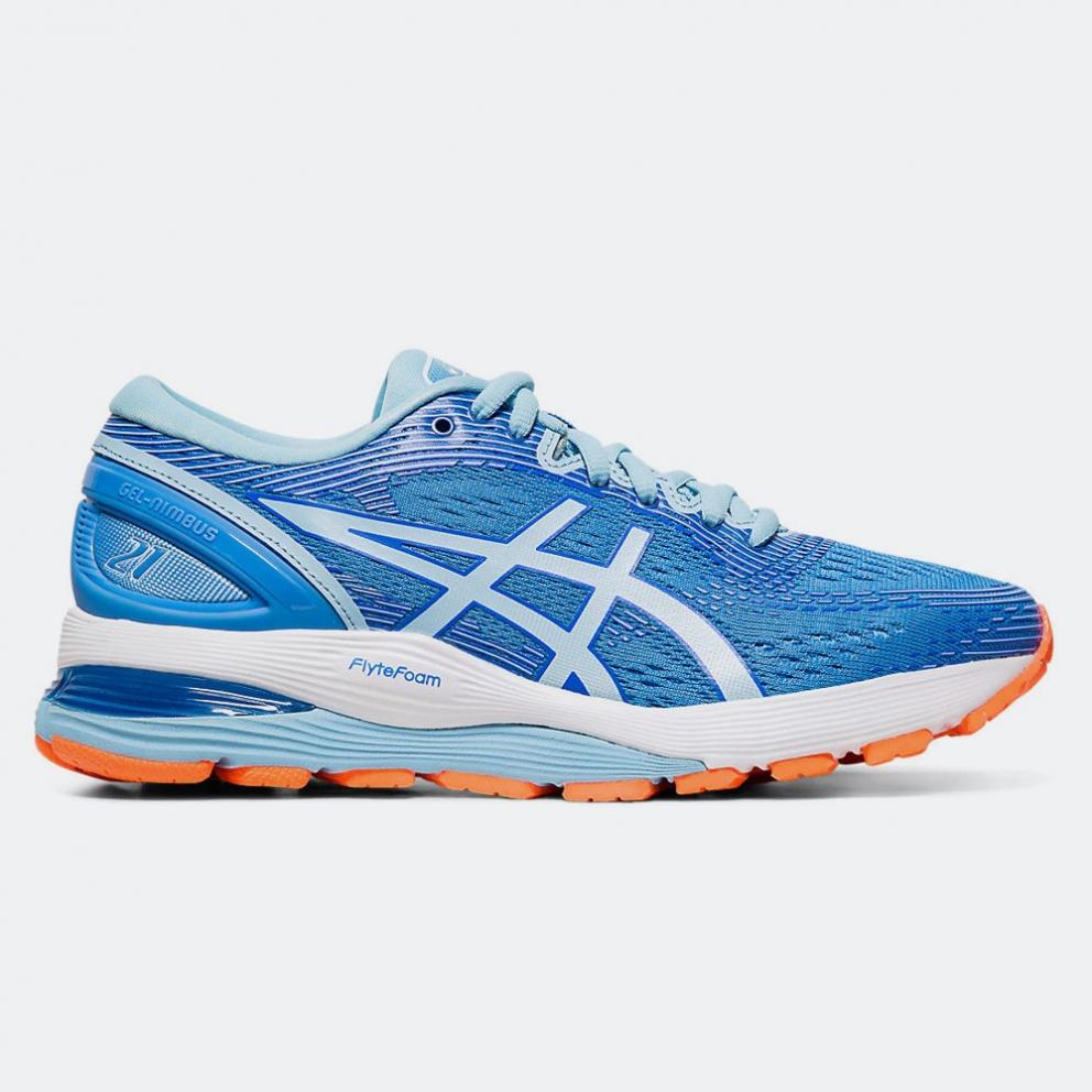 Asics Gel Nimbus 21 Γυναικεία Αθλητικά Παπούτσια