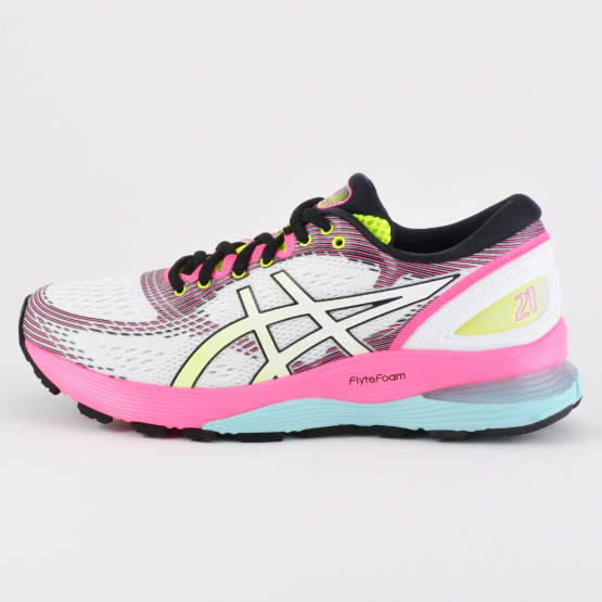 Asics Gel-Nimbus 21 - Γυναικεία Αθλητικά Παπούτσια
