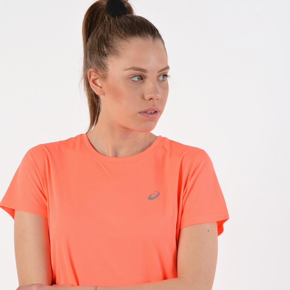 Asics Silver Top - Γυναικείο T-shirt