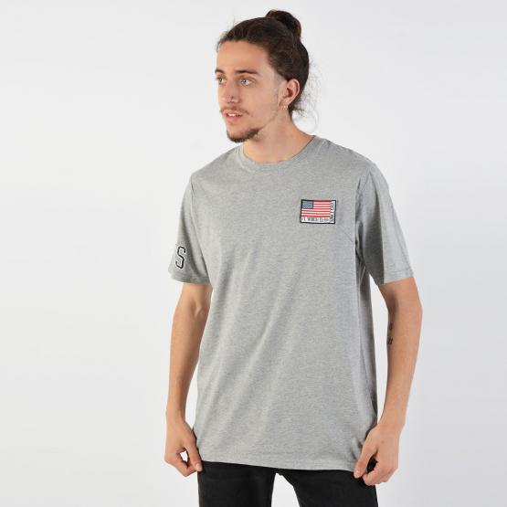 Dickies Ashville Men's T-shirt - Ανρική Μπλούζα