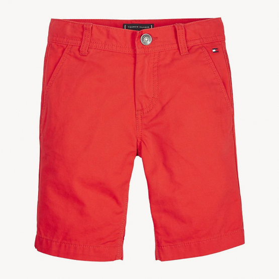 Tommy Jeans Essential Twill Kid's Chino Shorts