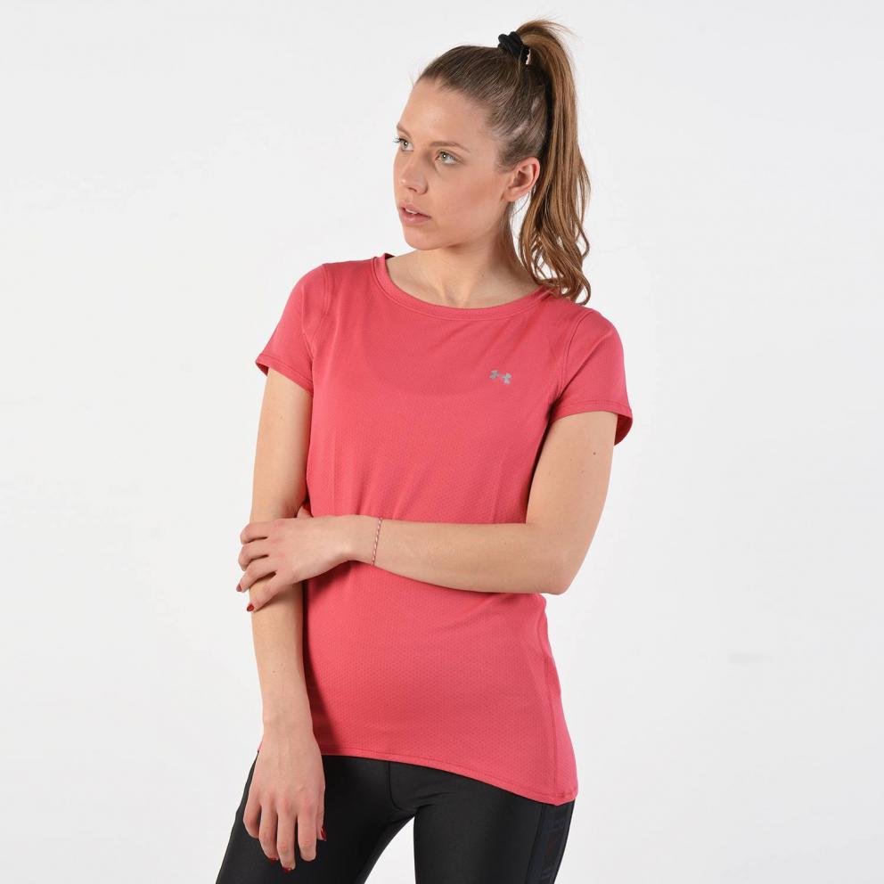 Under Armour Heatgear® Short SLeeve Women's T-Shirt