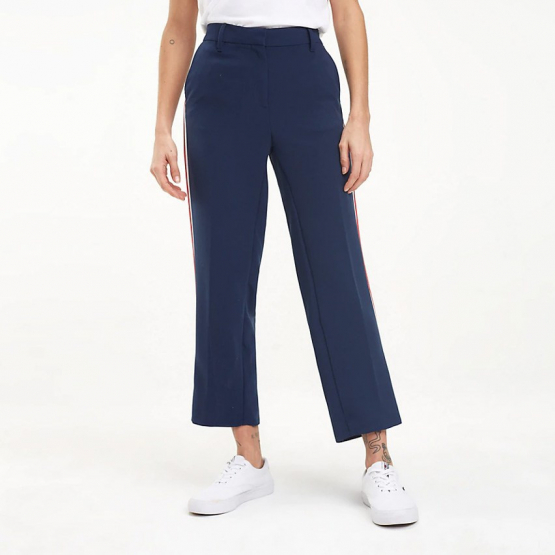 Tommy Jeans Side Stripe Pants - Γυναικείο Παντελόνι