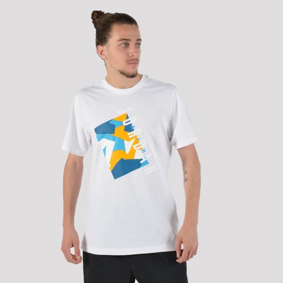 Jordan Pattern Men's T-Shirt - Ανδρική Μπλούζα