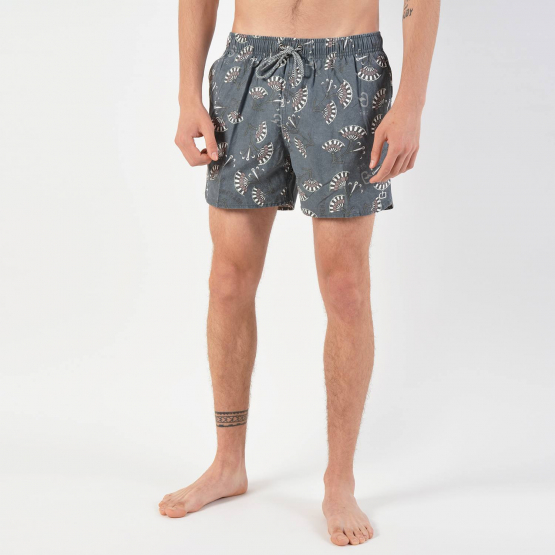 Emerson Men's Printed Volleyshorts Pigment Wash