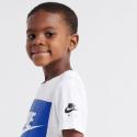 Nike Air Boys T-shirt - Παιδικό Μπλουζάκι