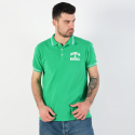 Franklin & Marshall Men's Polo Classic Short- SLeeve Top