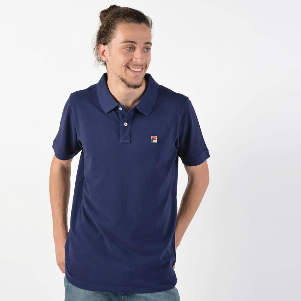 Fila Heritage Dante Polo T-Shirt