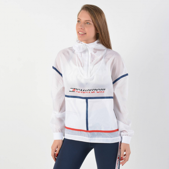 Tommy Sport Packable Reflective Jacket