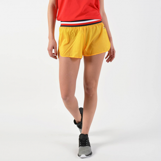 Tommy Sport Signature Waistband Short - Γυναικείο Σορτσάκι